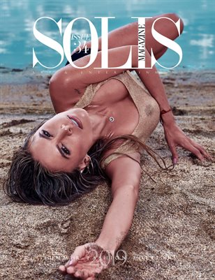 Solis Magazine Issue 34 Summer Edition 2019