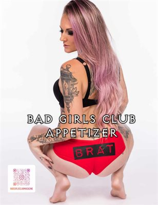 Bad Girls Club Appetizer - Savory & Sultry Sample Issue | Free to Browse