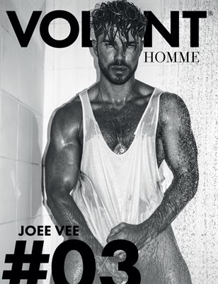 VOLANT Homme - #03 Desire Edition | Cover 1