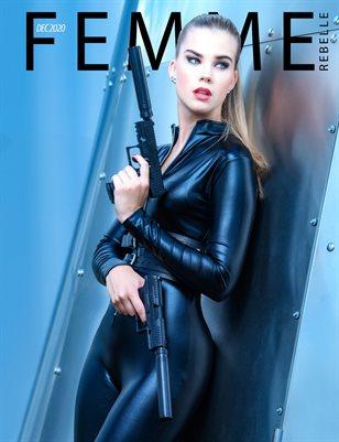 Femme Rebelle Magazine December 2020 BOOK 2 - Timo S Saari Cover