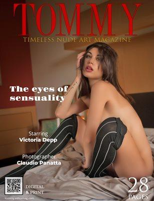 Victoria Depp - The eyes of sensuality - Claudio Panatta