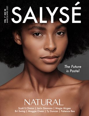SALYSÉ Magazine   APRIL 2021   VOL 7 NO 28