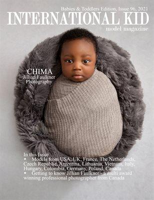 International Kid Model Magazine Issue #96, Babies & Toddlers