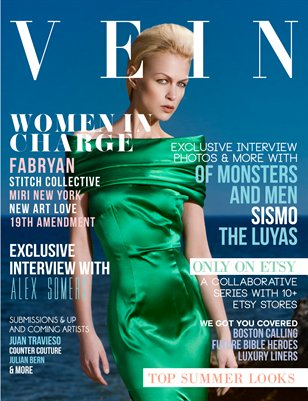 VEIN Magazine - Summer 2013