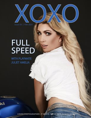XOXO ISSUE 03 - FEBRUARY 2021