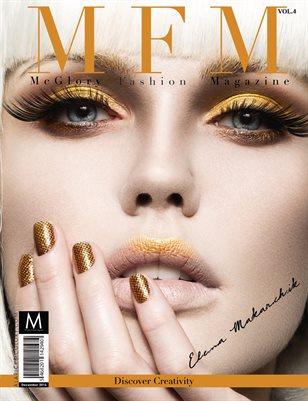 McGlory Fashion Magazine Dec Vol 4