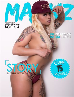 Markz Magazine Presents Volume 4 (Story)