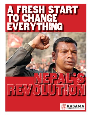 A fresh start to change everything: Nepal's Revolution