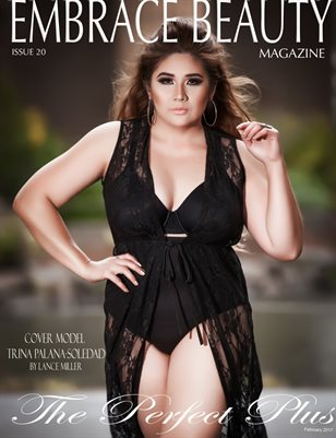 Embrace Beauty Magazine issue 20 The Perfect Plus