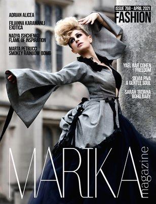 MARIKA MAGAZINE FASHION (ISSUE 768 - APRIL)
