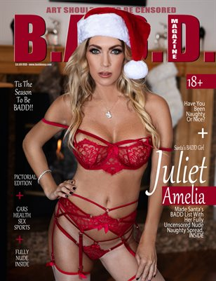 Juliet Amelia's Naughty BADD Girl Edition