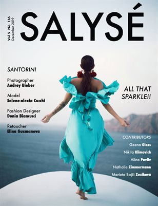 SALYSÉ Magazine | Vol 5 No 116 | DECEMBER 2019 |