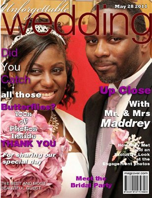 Maddrey wedding