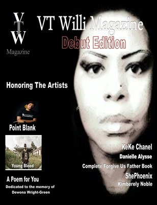 VT Willi Magazine Debut Issue