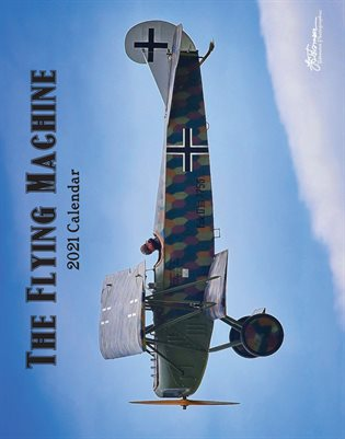 The Flying Machine 2021 Calendar