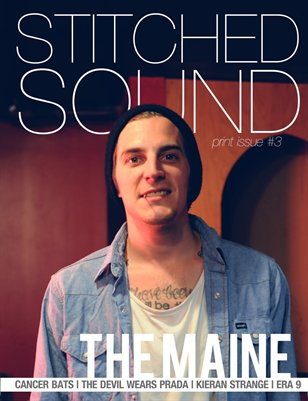 Stitched Sound Print Issue #3: The Maine