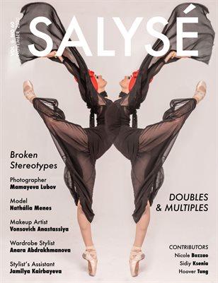 SALYSÉ Magazine | Vol 6 No 60 | NOVEMBER 2020 |