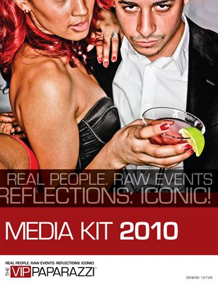 The VIP Paparazzi 2010 Media Kit