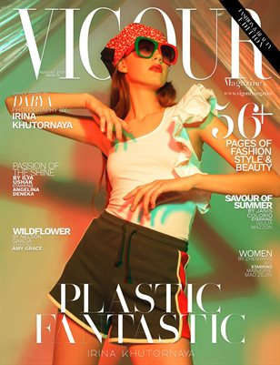 Fashion & Beauty | August Issue 13
