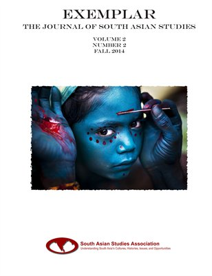 Exemplar: the Journal of South Asian Studies - v2 n 2