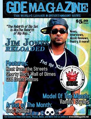 GDE Magazine: Jim Jones Edition
