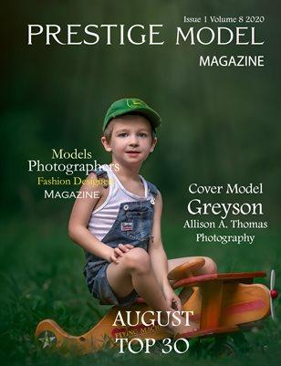 Prestige Models Magazine_August Top 30