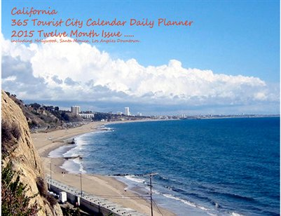 Gary Marshall 365 Tourist City 2015 Daily Planner Calendar
