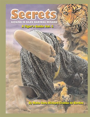 Secrets Kicking in SILEK HARIMAU volume # 1