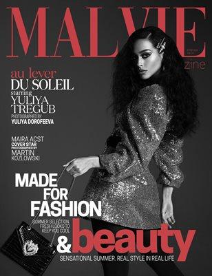 MALVIE Mag The MAIN ISSUE Vol. 15 June 2021