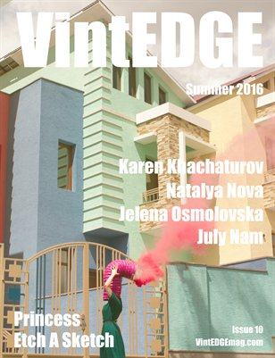 VintEDGE Issue 10 - Summer 2016