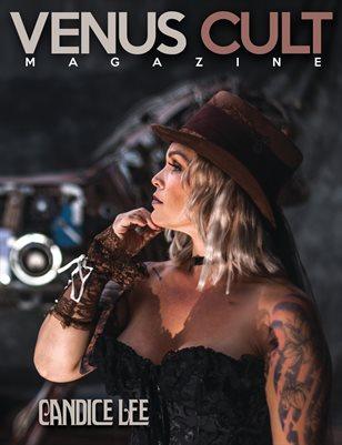 Venus Cult No.52 – Candice Lee Cover