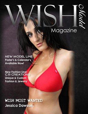 WISH Model Magazine - Aug 2013