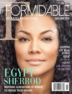 Formidable Woman Magazine May/Jun 2019