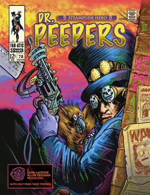Dr. Peepers Steampunk Hero