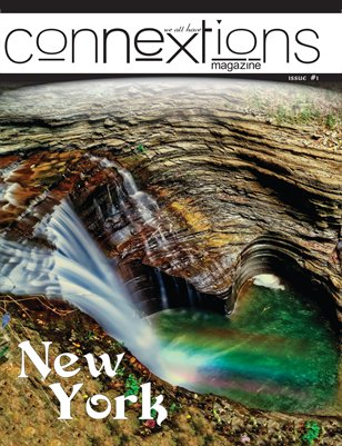 Connextions Magazine - Issue 1