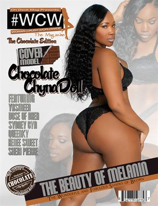 WCW Chocolate Edition Vol  1 #ChocolateChynaDoll