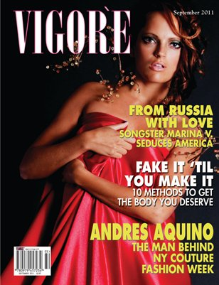 Vigore Magazine_September 2011
