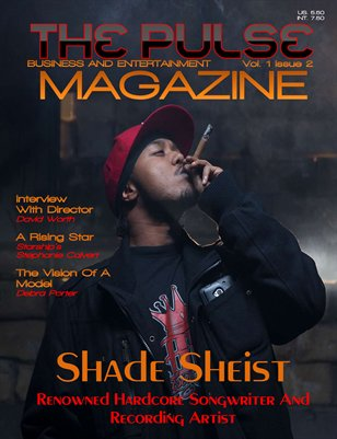 The Pulse Magazine March issue