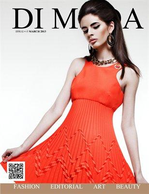 """DI MODA March 2013 """"The spring issue"""""""