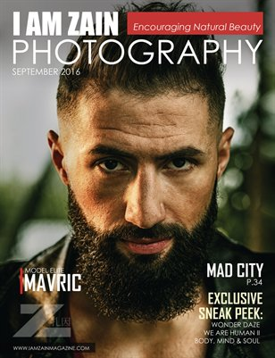 I Am Zain: Photography Issue 33