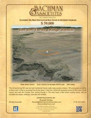 Turkey Ridge Ranch Lot 106