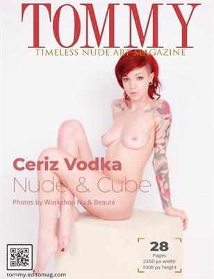 Ceriz Vodka - Nude & Cube