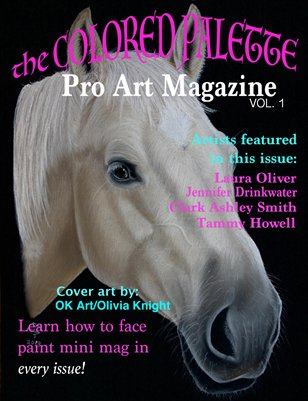 The Colored Palette February Issue Vol.1 2016