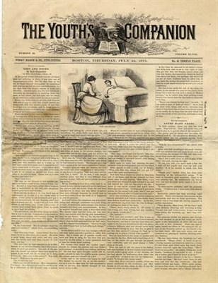 July 22, 1875, The Youth's Companion, Boston, Mass.