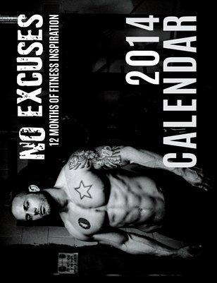 Gym Inspiration Calendar 2014