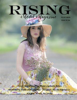 Rising Model Magazine Issue #84