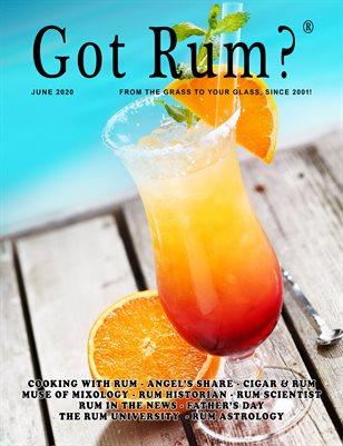 """Got Rum?"" June 2020"