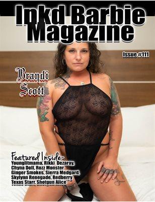 Inkd Barbie Magazine Issue #111 - Brandi Scott