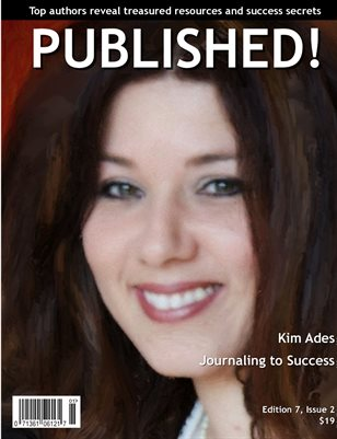 PUBLISHED! featuring Kim Ades
