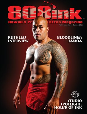 Hawaii's Premier Tattoo Magazine